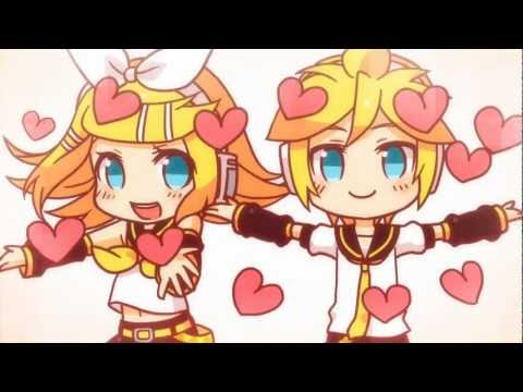 kagamine rin len electric angel quot quot vocaloid pv
