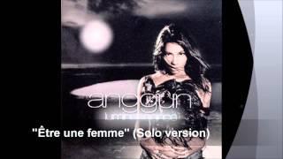 Anggun - Être une femme (Audio)