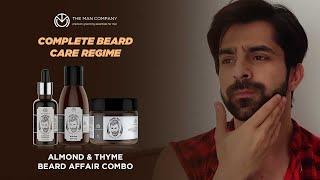 The Man Company Beard Regime ft. Gaurav Wadhwa