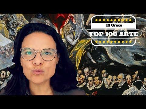 El Greco - O Enterro do Conde de Orgaz | TOP100Arte #28