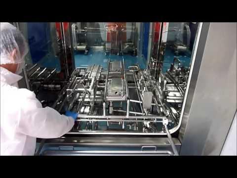 Hamo Pharma GMP Washer - Electrical cabinet - смотреть онлайн на Hah