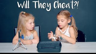 WILL THEY CHEAT?! - HIDDEN CAMERA GAMES - PART 4