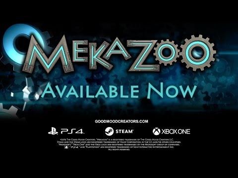 Trailer de Mekazoo