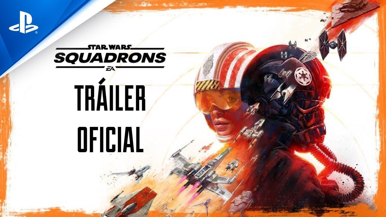 Se buscan pilotos para STAR WARS: Squadrons, que llegará el 2 de octubre a PlayStation 4