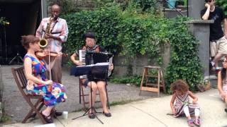 Charlie Haden - Spiritual - Jamaica Plain Porchfest - 7/19/14