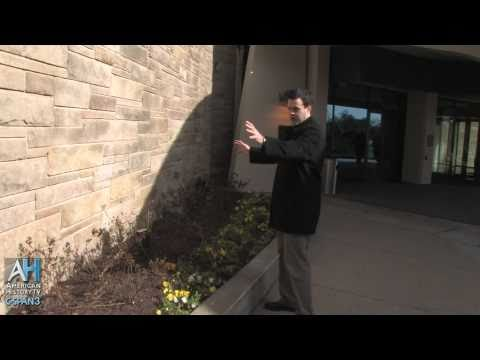 Reagan Assassination Attempt Preview - Del Wilber at the Washington Hilton Sidewalk