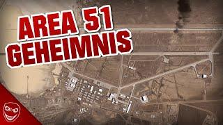 Das Geheimnis Der Area 51! Was Verstecken Sie Dort?