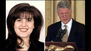 Bill Clinton - Lewinsky Scandal