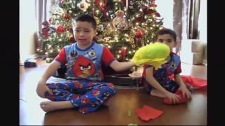 Реакция детей на плохие подарки
