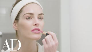 Supermodel Hilary Rhoda Has a Glorious Morning Routine | Architectural Digest