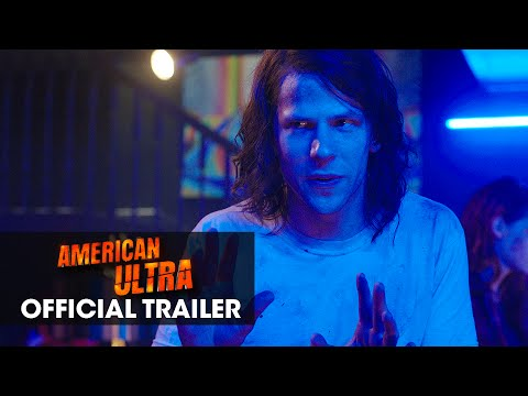 American Ultra (Trailer 'He's Been Activated')