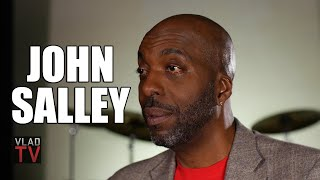 John Salley on Kobe Scoring 55 on Jordan After Jordan Said He'll Never Fill His Shoes (Part 4)