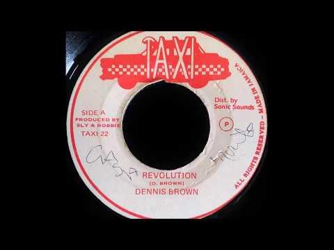 DENNIS BROWN – Revolution [1983]