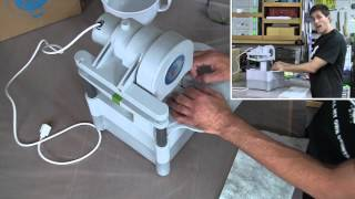 #84.1 - Gryphon C40 Wet Bandsaw - Review