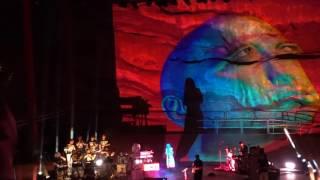 Portugal.The Man @ Red Rocks - 6.18.17 - Head Is Like a Flame (Sony RX100V)