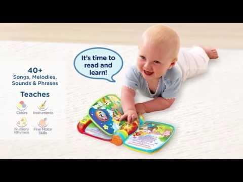 VTech Infant & Toddler  Musical Rhymes Book™