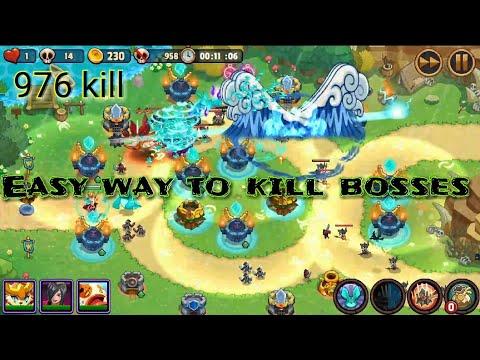 Realm Defense Tournament 976 kill - easy to handle