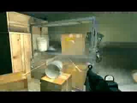 Видео № 0 из игры F.E.A.R. (FEAR) (Б/У) [X360]
