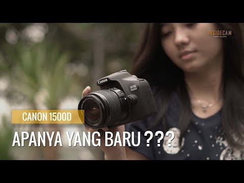 Quick Review Canon 1500D Indonesia