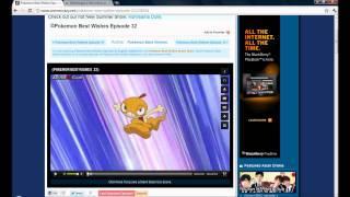 Elgyem  - (Pokémon) - Pokemon black and white episode 30 part 1