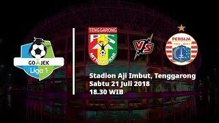 Live Streaming Indosiar dan Vidio.com Mitra Kukar vs Persija Jakarta Pukul 18.30 WIB
