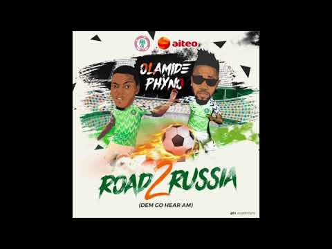 Olamide & Phyno - Road 2 Russia (Dem Go Hear Am)  (Official Video)