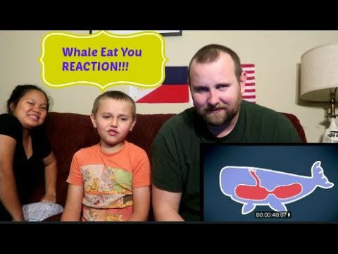 What If the Whale Swallowed You Alive?  REACTION VIDEO!!!!  Meet Arnold