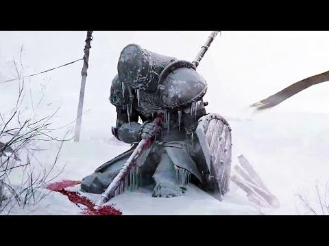 FOR HONOR : New Cinematic Trailer (PS4 / Xbox One / PC) видео