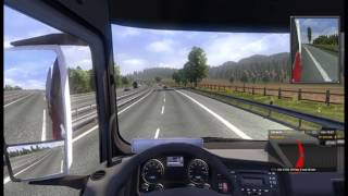 preview picture of video 'Bratislava - Košice po D1 Euro Truck Simulator 2 by beny92'