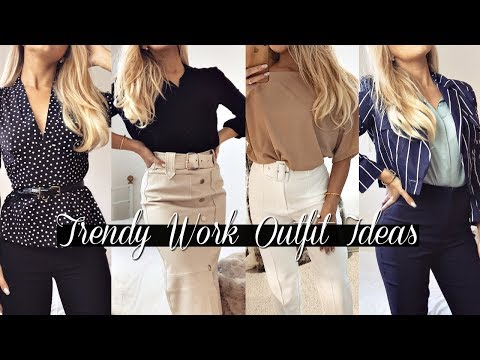 , title : 'YOUNG TRENDY WORKWEAR OUTFIT IDEAS FOR WOMEN 2020 LOOKBOOK!