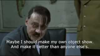 Hitler waits for BFDIA 5d
