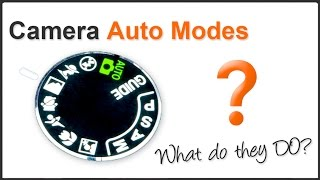 Camera Auto Modes