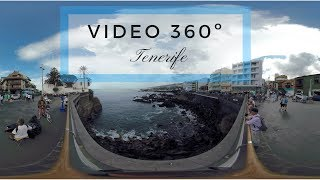 Video 360º Tenerife // Puerto de la Cruz, Santa Cruz de Tenerife