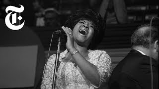 Remembering Aretha Franklin   NYT News