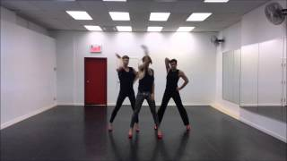 SCREAM in Heels: For Your Entertainment Choreography Lynsey Billing