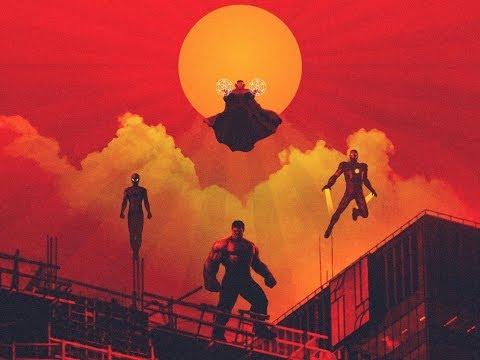 Avengers 4: Endgame (Fan-Edit) Trailer