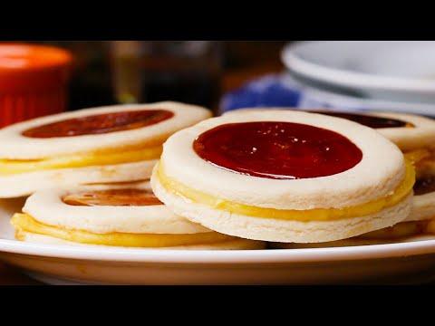 Crème Brûlée Cookies • Tasty Recipes