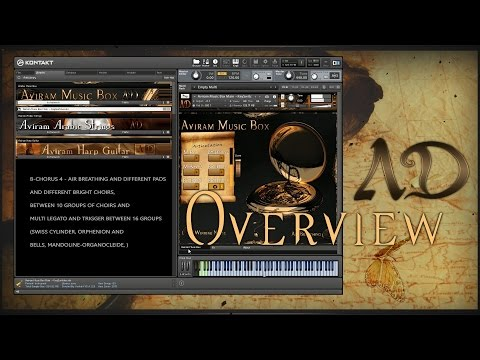 Aviram Dayan Production - Aviram Music Box v1.0 (Overview) - Part.2