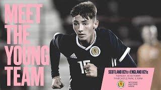 LIVE | Scotland U21s V England U21s