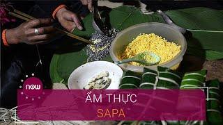 Khám phá thiên đường ẩm thực Tết ở Sapa   VTC Now
