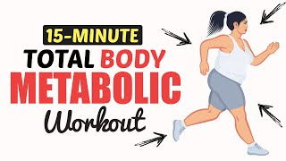 15-Minute Total Body Metabolic Workout by Upgraded Health
