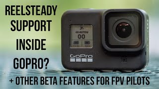 BETTER REELSTEADY SUPPORT IN GOPRO + GoPro Labs Features for FPV Pilots