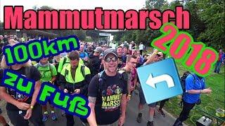 Mammutmarsch 2018 NRW | 100km In 16h49min