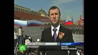 Туркмены На Параде Победы 2010!!!