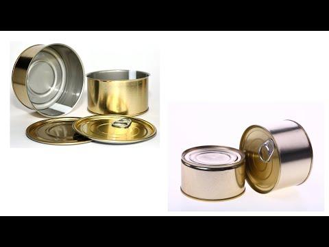 Производство консервных банок: Полуавтоматическая машина закатки банок с вакуумом