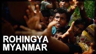Rohingya crisis in Myanmar