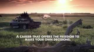 Farm Credit Services of America Young & Beginning program