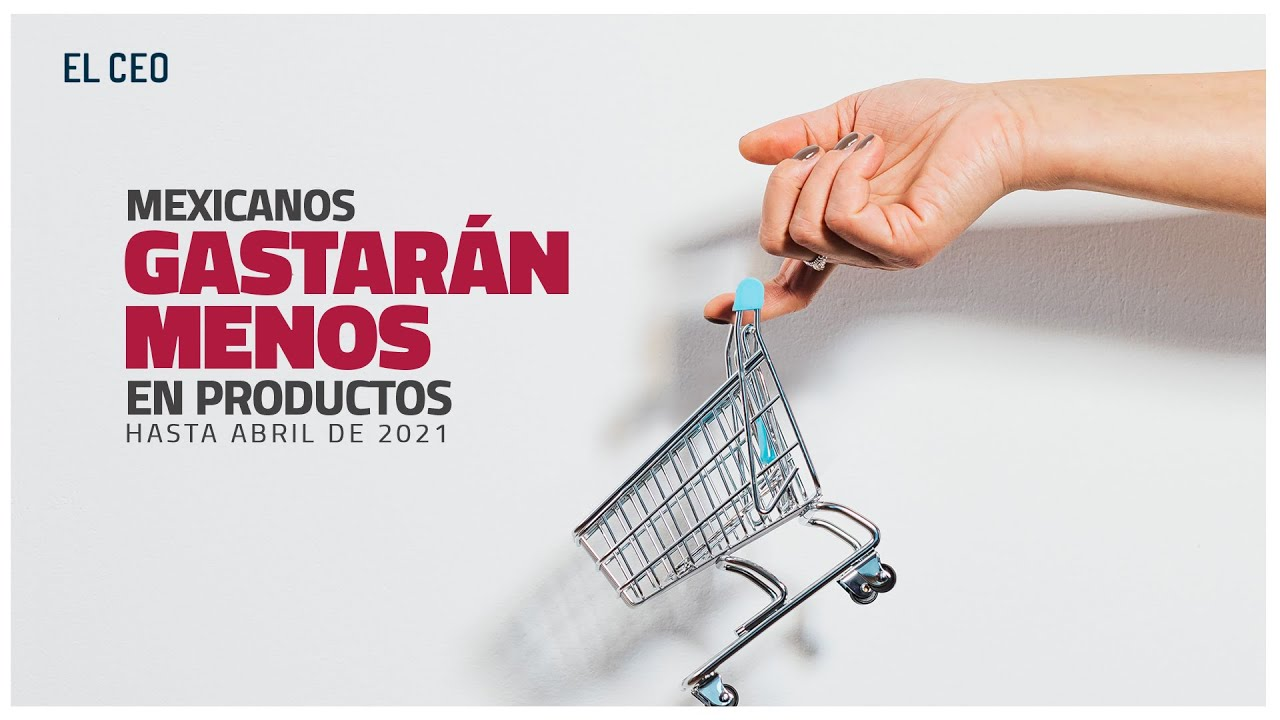 Mexicanos preferirán ahorrar en compras en 2021