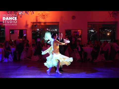 Slow Waltz by Monica // Gala Anniversary & Dance Party // Nov. 2016