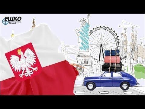 Польский язык. Счастливого путешествия!